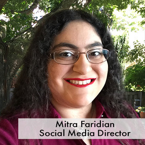 Mitra Faridian, Social Media Director