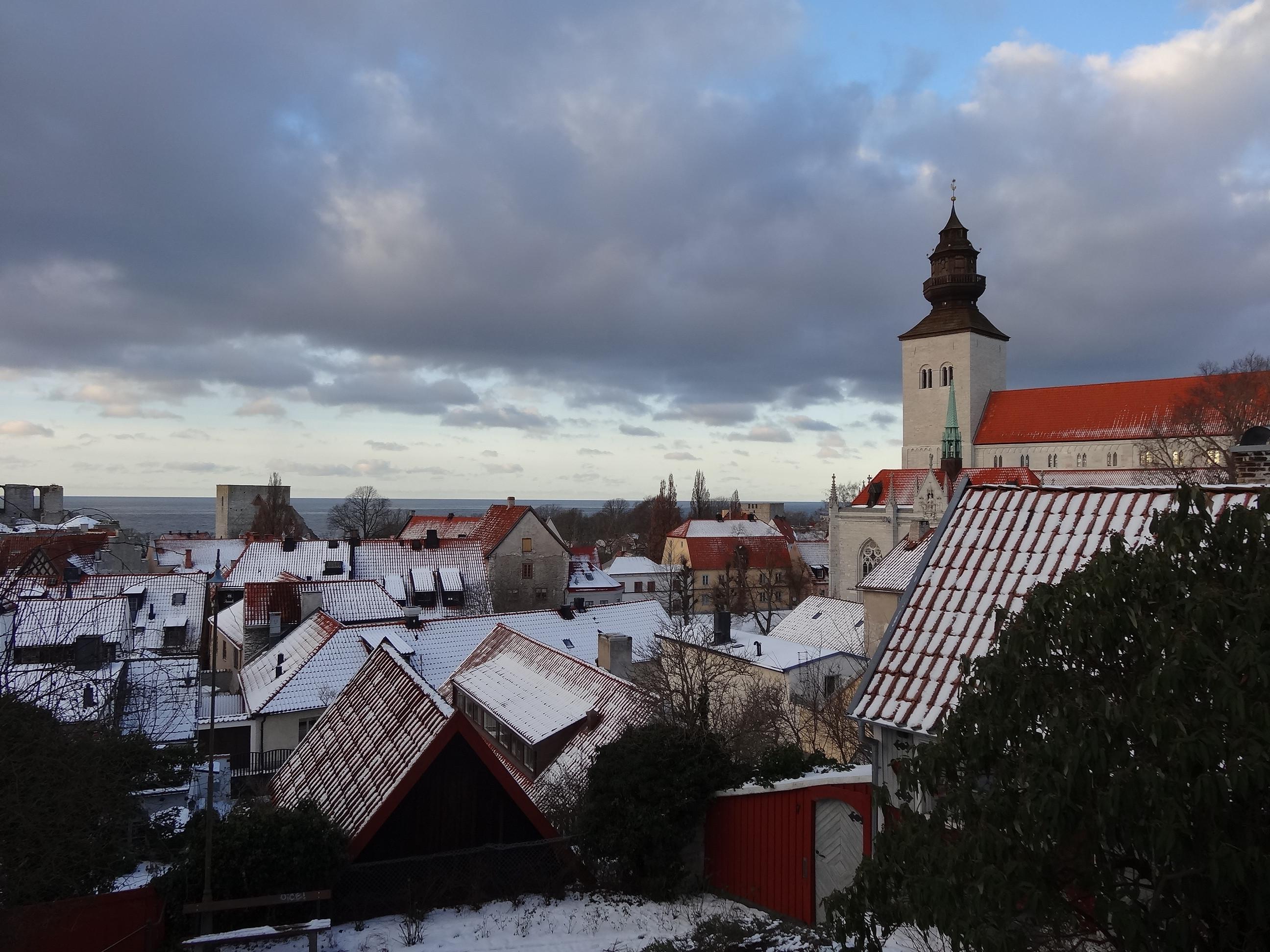 Rejseforedrag Gotland & Fårö