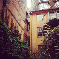 Instagram - #hiddengem#Copenhagen#baggård#københavn#backyard#innercity#indreby#s