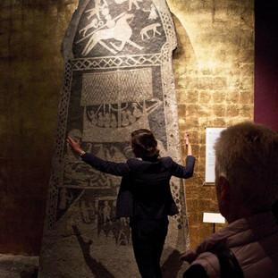 Gotlands Museum, foto af Poul Erik Frandsen