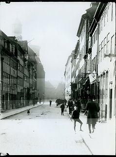 København anno 1910. Foto af Elfelt