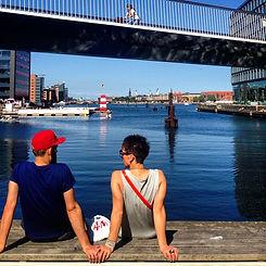 Copenhagen Habor, Denmark