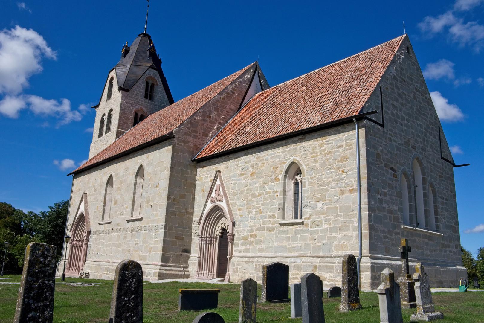 Grötlingbo kirke