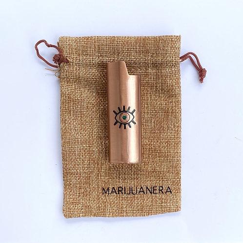 Marijuanera lighter case + carrying pouch