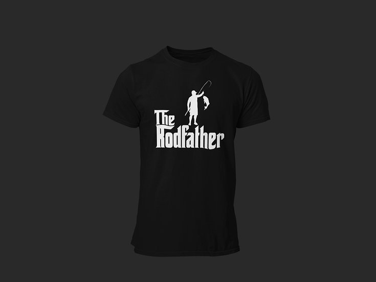 THE RODFATHER MEN TEE