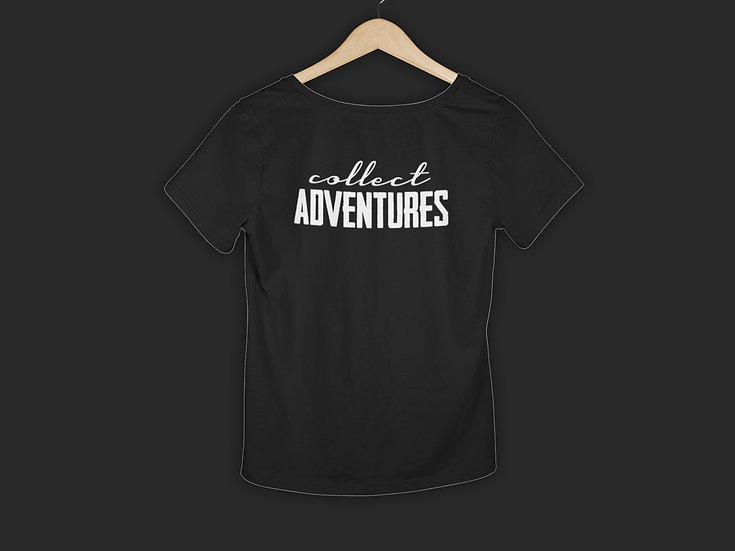 COLLECT ADVENTURES TEE