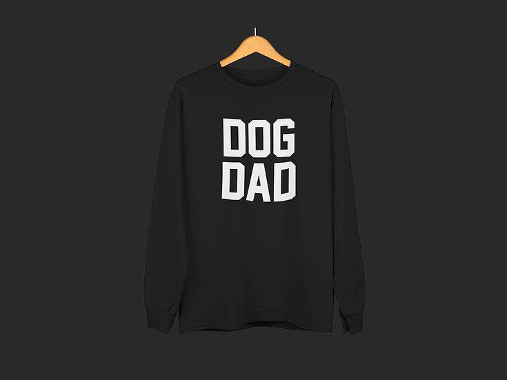 DOG DAD CREWNECK