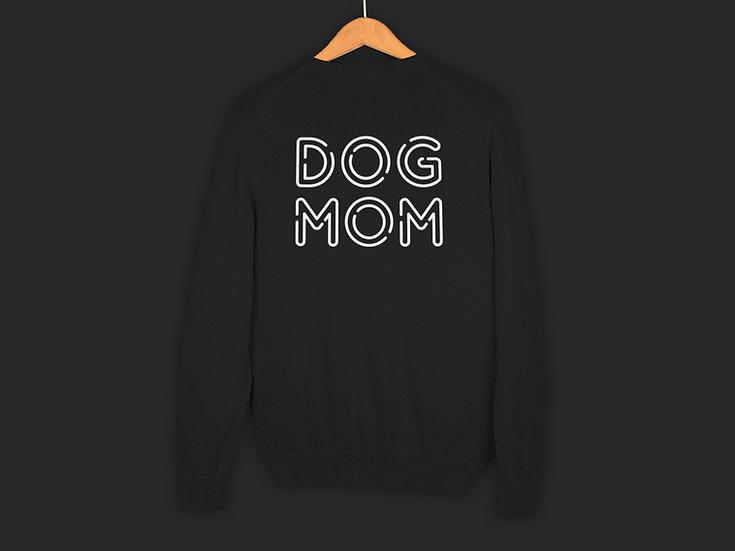 DOG MOM CREWNECK