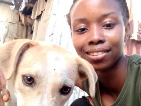 Meet Rica Yambasu, CPI Animal Ambassador