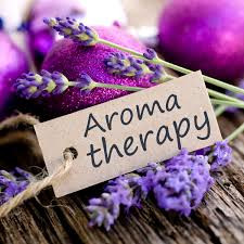Naillinis aroma therapy label