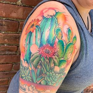 Cactus Boquet