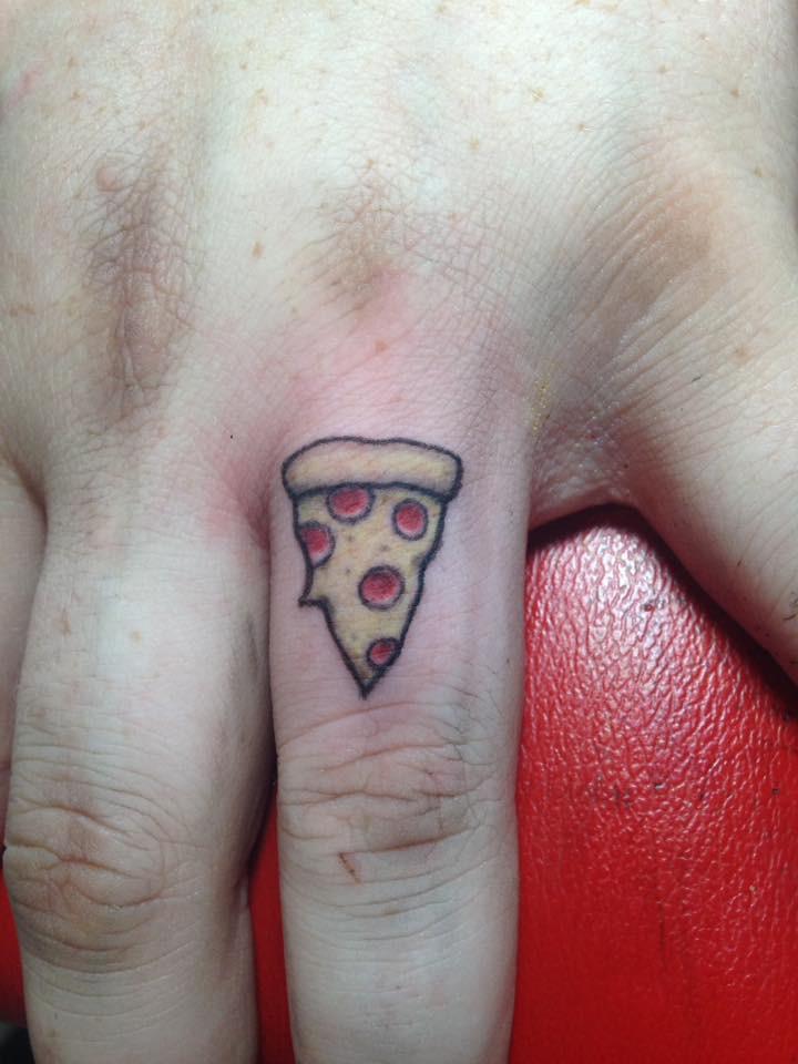 pizza finger