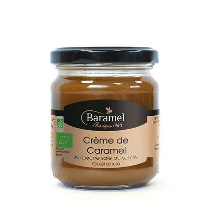 Créme de Caramel au Beurre salé
