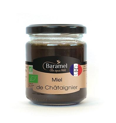 Miel Châtaignier France
