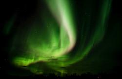 Aurora boreal a Islàndia