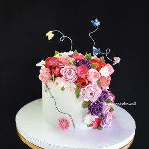 Wanderlust Cake