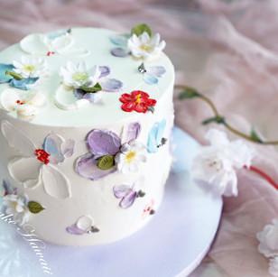 Monet's Cake