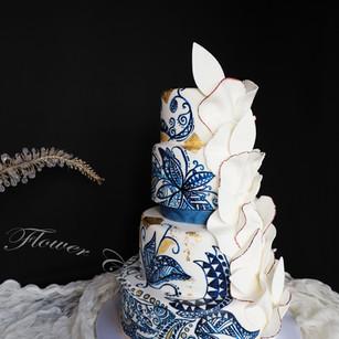 Polynesian Cake