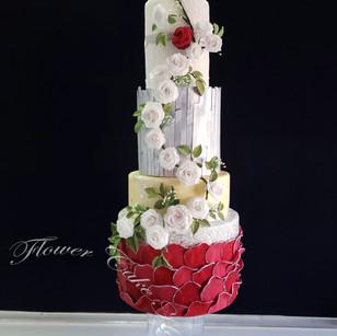 Rose Garden Cake