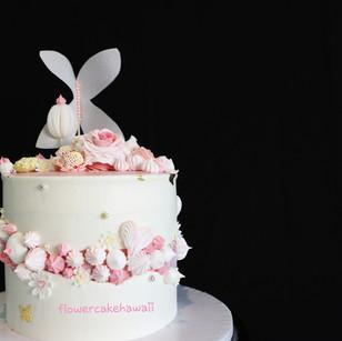 Precious Meringue Cake
