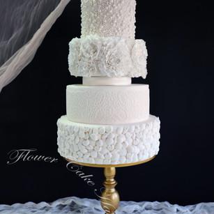 Le Blanc Cake