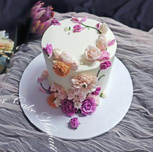 Pure Purple Cake