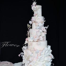 Sweet Pastel Cake