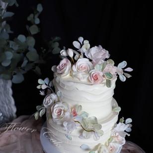 Dream Rose Cake