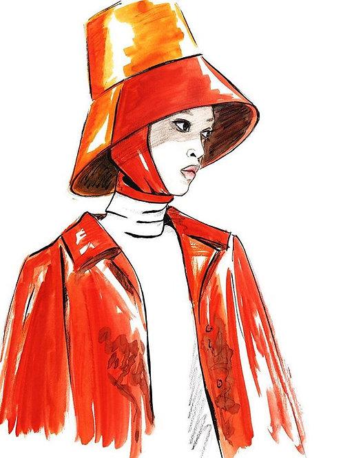 Valentino In Orange