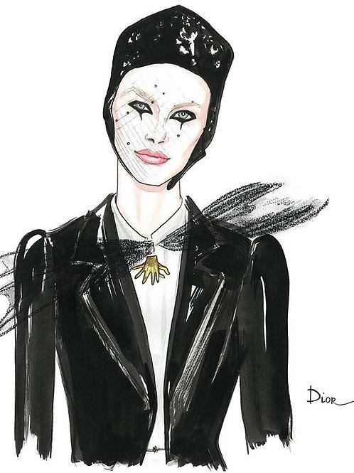 Dior Closeup