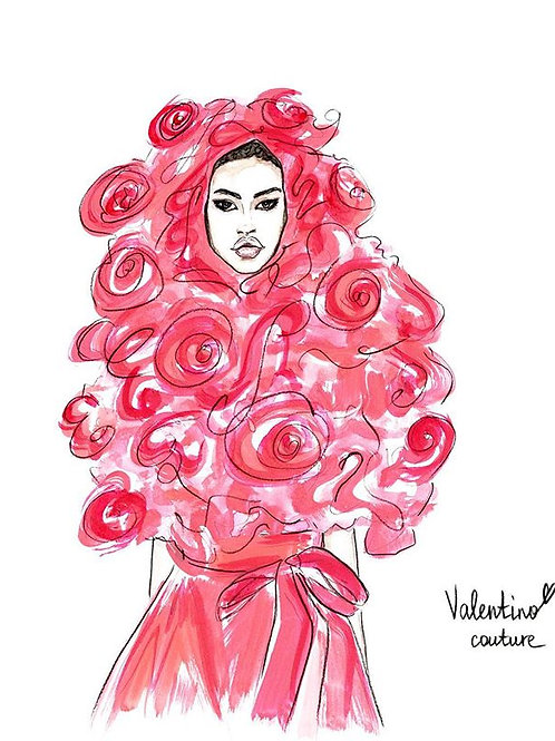 Valentino In Pink