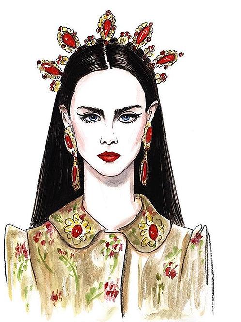 Dolce & Gabbana Queen