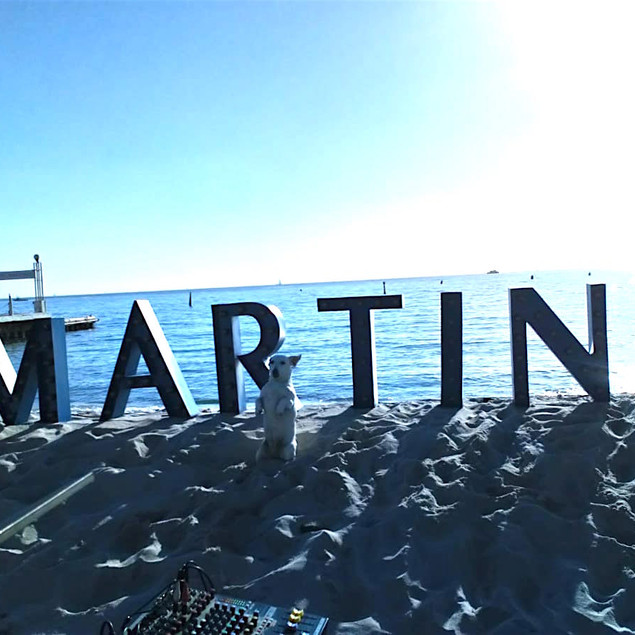 French Starlette Cannes Hotel Martinez