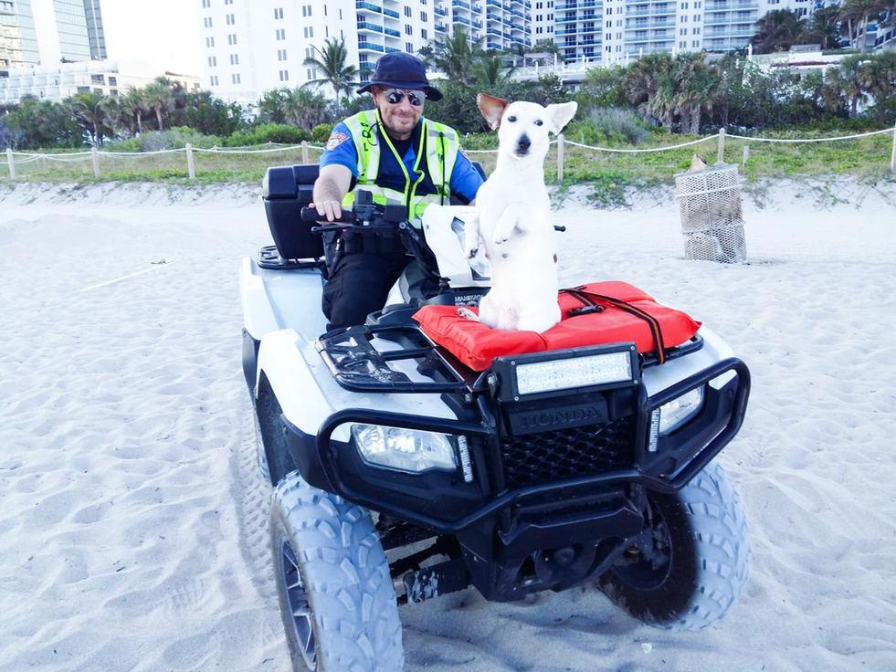 Beach Patrol miami Beach