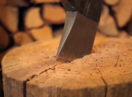 Sharpen the Ax