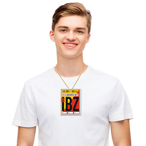 Male DESTINATION IBZ