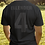Thumbnail: YORK STREET - ELLENDER T-SHIRT - BLACK ON BLACK