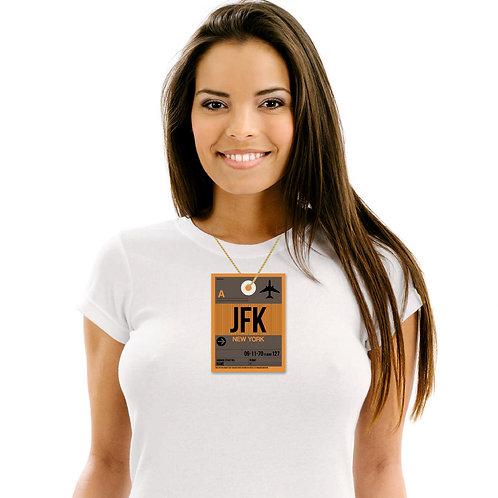 Female DESTINATION JFK