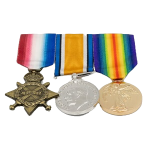 SWING MOUNTING FULL & MINIATURE SIZE MEDAL