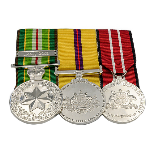 COURT MOUNTING FULL & MINIATURE SIZE MEDALS