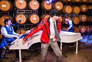 Mobile dueling pianos, weddings, corporate events, night clubs, casinos, for hire