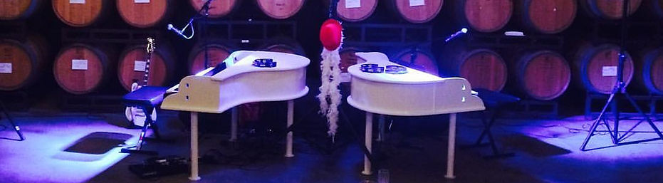 Mobile dueling pianos, weddings, corporate events, night clubs, casinos