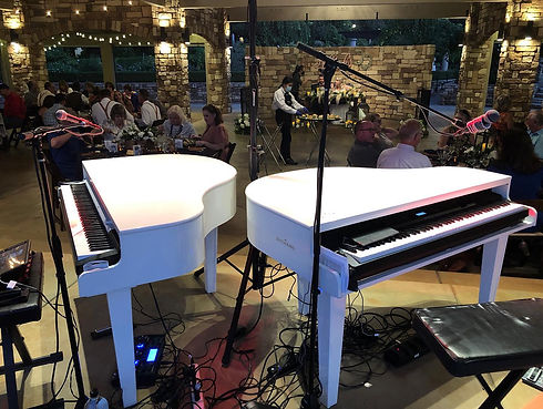 Unique Wedding Pianos Entertainment-2020