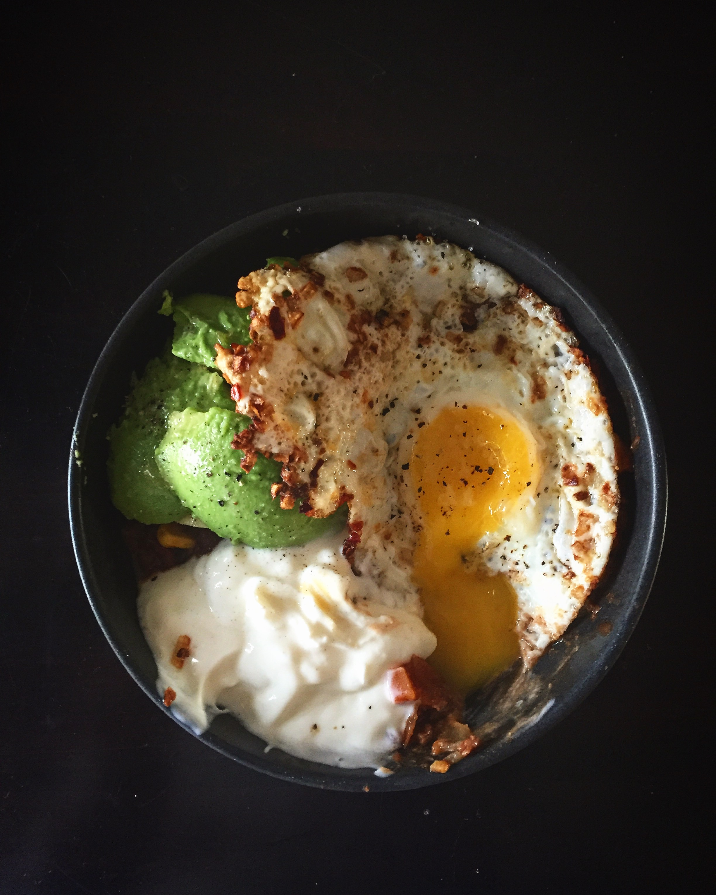 Breakfast Chilli