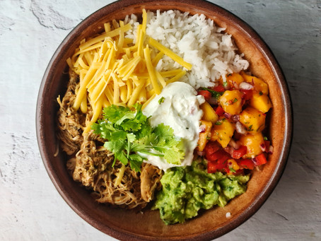 Insant Pot Pulled Chicken