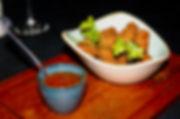 Ashleigh's Kitchen Crispy pork belly nuggets