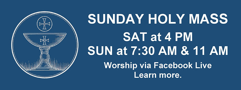 Website Banner - Sunday Mass blue.jpg