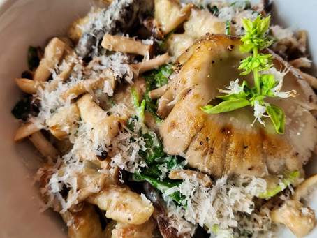Wild Mushroom Gnocchi