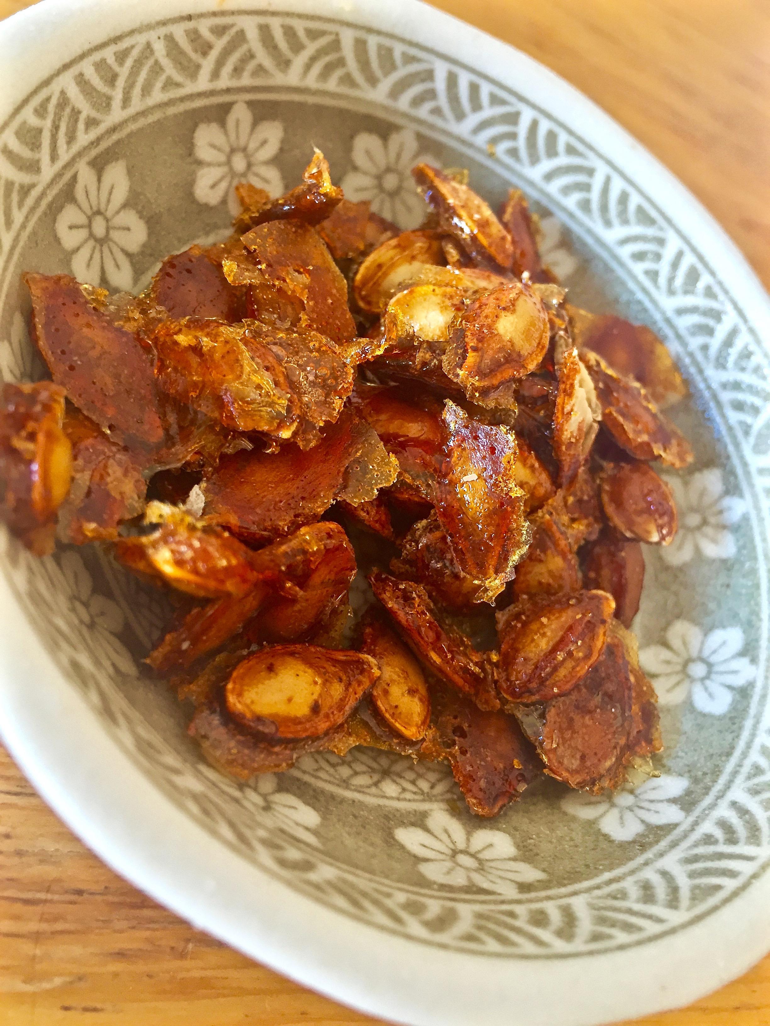 Honey Roasted Butternut seed