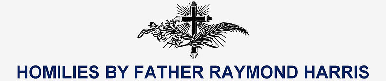 Website - Homlies by Father Raymond Harr